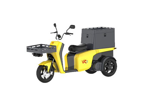 Delivery vehicles for postal and courier services